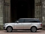 Профиль гибрида Land Rover Range Rover PHEV
