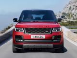 Range Rover Autobiography фото вид спереди