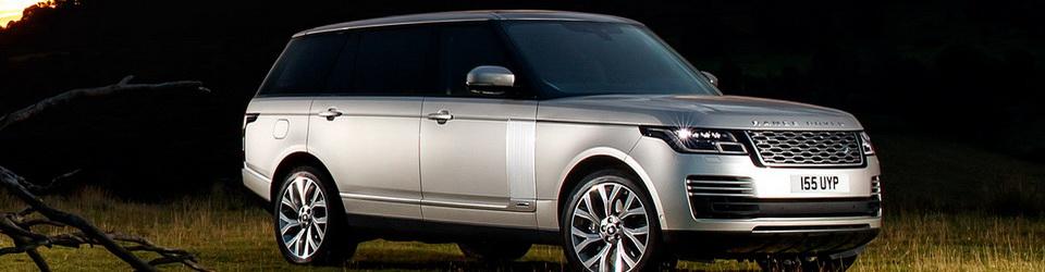 Land Rover Range Rover 2018-2019
