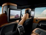 Экраны мультимедиа для пассажиров второго ряда