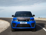 Фото Range Rover Sport SVR 2018-2019 вид спереди