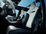 Отделка интерьера Range Rover Sport SVR