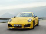 Фото Порше Каррера 911 в версии Т