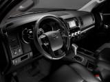 Интерьер Тойота Секвойя версия TRD Sport