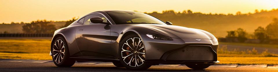 Aston Martin Vantage 2018-2019