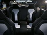 Отделка задних сидений