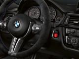 Рулевое колесо нового БМВ М3 версия CS
