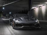 Внешний облик Chevrolet Corvette ZR1 фото