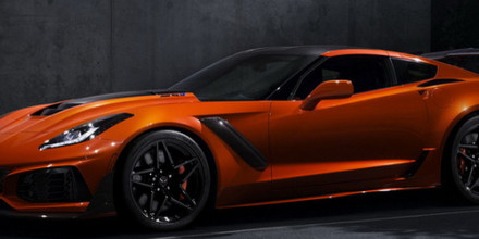 Chevrolet Corvette ZR1 2018-2019
