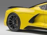 Обводы кузова и аэродинамические элементы