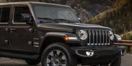 Jeep Wrangler 2018-2019