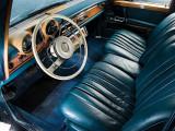 Интерьер Mercedes-Benz 600 фото 2