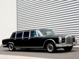 Mercedes-Benz 600 W100 версия Pullman