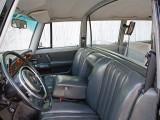 Mercedes-Benz 600 W100 передние сиденья и перегородка