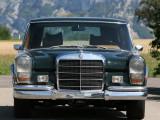 Mercedes-Benz 600 W100 фото вид спереди