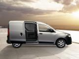Фото Renault Dokker фургон с открытой дверью