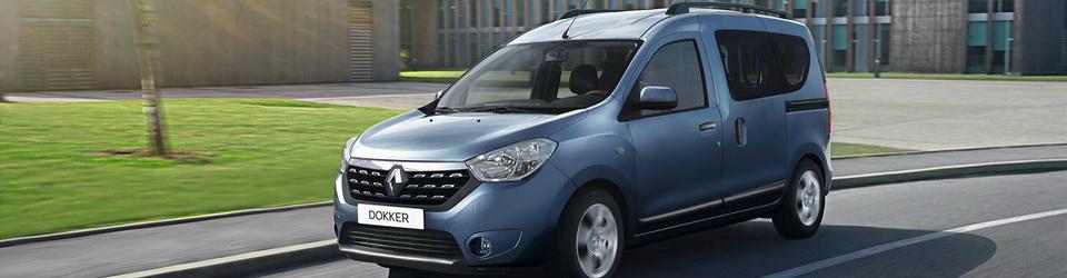 Renault Dokker 2017-2018
