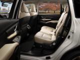 Второй ряд сидений Subaru Ascent