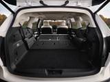 Багажник со сложенными двумя рядами сидений