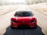 Фото Tesla Roadster 2019-2020 вид спереди