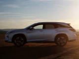 Фото нового Lexus RX L 2018-2019