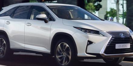 Lexus RX L 2018-2019