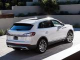 Lincoln Nautilus 2018-2019 дизайн кормовой части