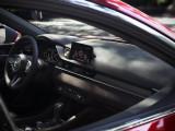 Новая передняя панель седана