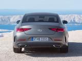 Mercedes-Benz CLS вид сзади