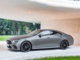 Дизайн кузова Mercedes-Benz CLS 3-го поколения