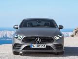 Mercedes-Benz CLS вид спереди