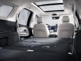 Багажник Nio ES8 со сложенными сиденьями
