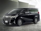 Фото Toyota Alphard версия Executive Lounge