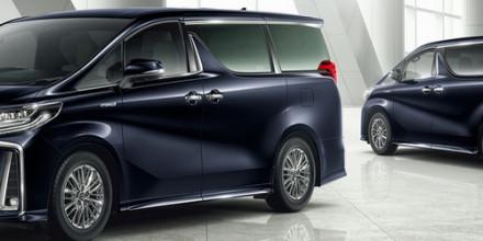 Toyota Alphard 2018-2019
