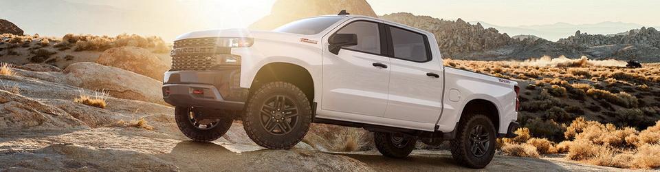 Chevrolet Silverado 2018-2019