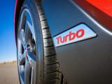 Шильдик Turbo на кузове