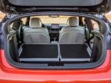 Багажник Хендай Велостер со сложенными задними сиденьями