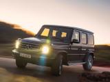 Mercedes-Benz G-Сlass фото