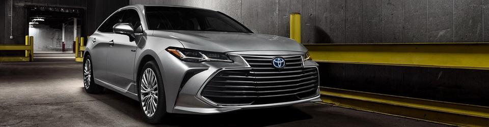 Toyota Avalon 2018-2019