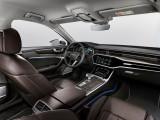 Отделка интерьера Audi A6