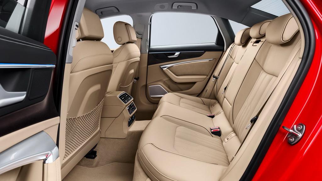 Новый Audi A6 2018-2019 - фото и цена модели, комплектации, характеристики Ауди А6 (С8)