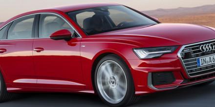 Audi A6 2018-2019