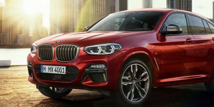 BMW X4 2018-2019