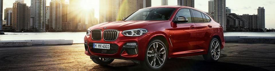 BMW X4 2018-2019 - фото модели, цена и комплектации, характеристики БМВ Х4