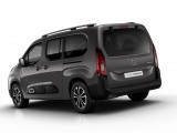 Дизайн кормы Citroen Berlingo