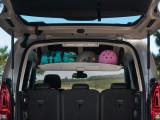 Дополнительные секции в багажнике вэна