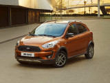 Фото Ford Ka plus Active внешний облик