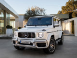 Фото Mercedes-AMG G63 дизайн кузова