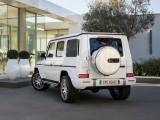 Фото Mercedes-AMG G 63 дизайн кормы