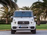Mercedes-AMG G 63 вид спереди